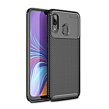 Phone Case For Samsung Galaxy A30 ,Ultra Thin Luxury Armor Back Cover Soft Silicone TPU