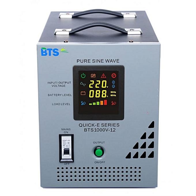 Buy Bts Energy Bts Energy Quick E 1 0kva 24v Inverter