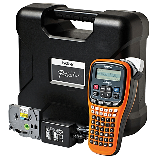 PT-E110VP Industrial Labelling Machine