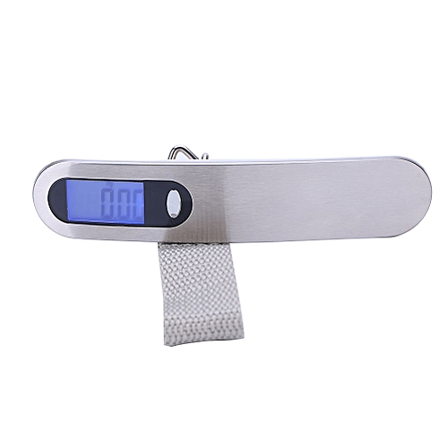 Portable Scale Luggage Baggage Weighing Tool Device Travel Accessory 50KG/10G