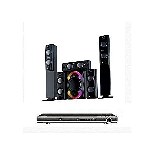 Newcastle 5.1CH Home Theatre System+DVD Player NC- 901