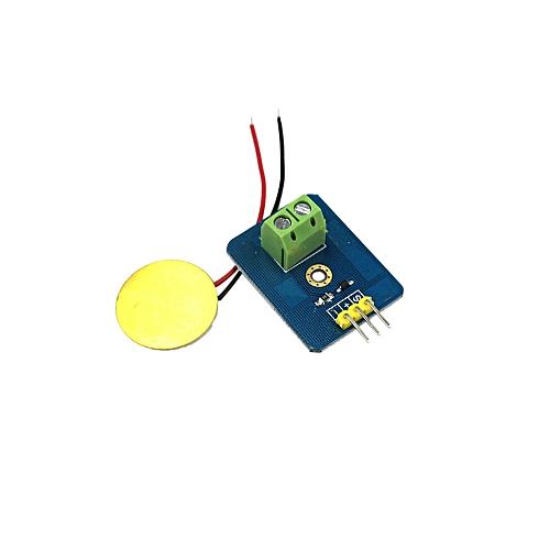 5pcs/lot Simulation Piezoelectricity Ceramic Vibration Sensor For Arduino