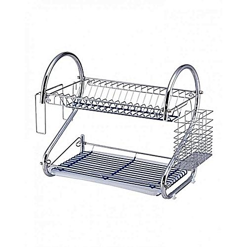 "Plate Rack/Dish Drainer 16"""