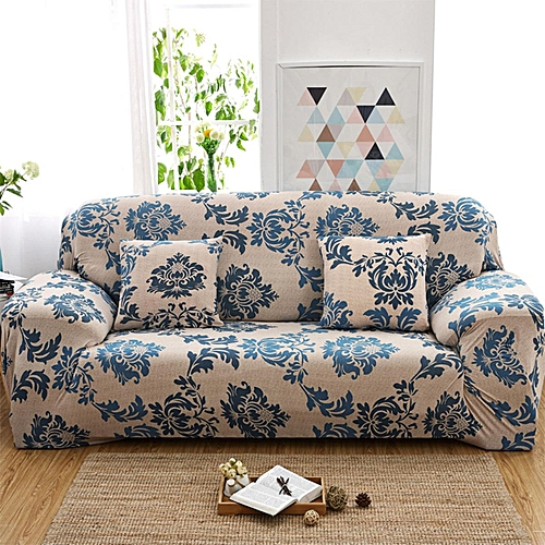 3 Seater Sofa Cover Chair Couch Protect Love Seat Slipcover Stretch Elastic For Living Room Sofa Cover