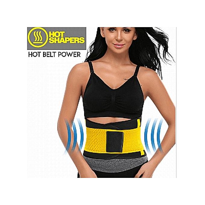 81458ab61c Hot Shapers Hot Shaper Power Belt Fitness Body   Waist Trimmer ...