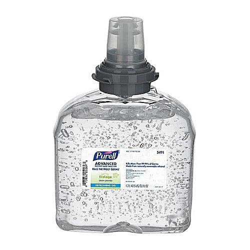 PURELL TFX Refill- Advanced Green Certified 1200 ML Gel Instant Hand Sanitizer