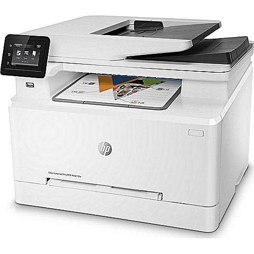 Color LaserJet Pro MFP M281fdn Two Sided Printing - Multifunction Printer (Print/Copy/Scan/Fax)