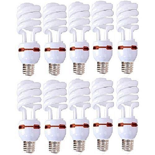 AKT Energy Saver Bulb-(26Watts X 10pcs)-White