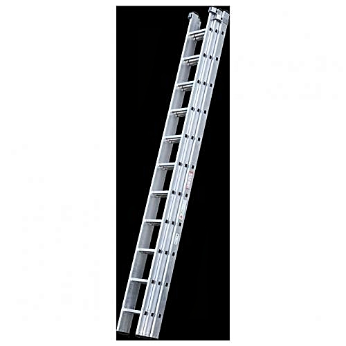 3 Sections Aluminium Extension Ladder