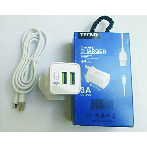 2usb Charger