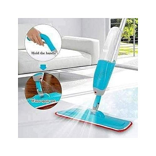 Handheld Healthy Spray Mop - For Home And Office