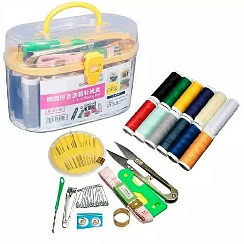Sewing Kit For Home & Emergency Purposes
