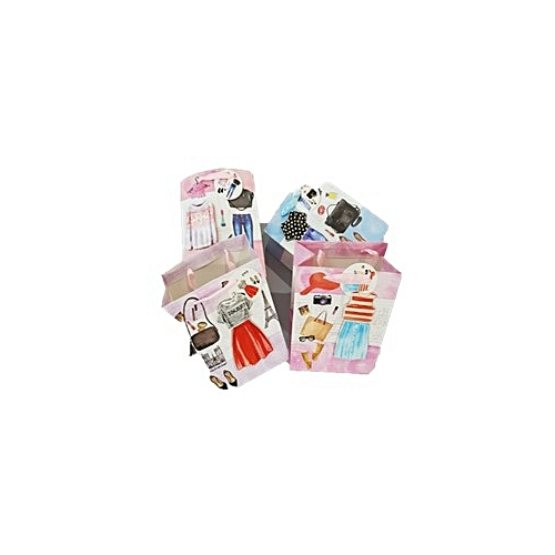 3D Gift Bag By 12