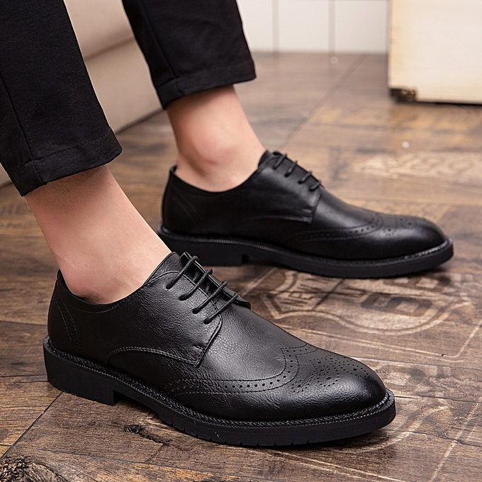 Cstxhd Eur 38 47 Men Shoes Office Shoes Classic Man Formal Shoes