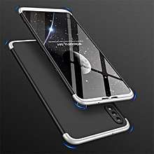 GKK Three Stage Splicing Full Coverage PC Case For Huawei Honor 8X Max( Silver)