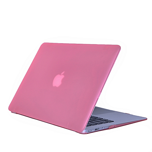 "13"" Air Case, Matt Hard Rubberized Cover For Macbook Air 13.3 Inch, Pink"