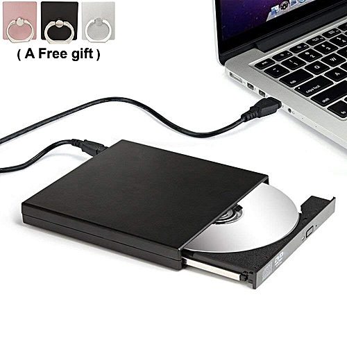 External DVD Drive USB 2.0 CD-RW ROM Combine Drive