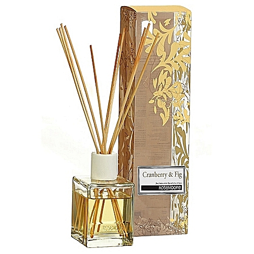 Rosemoore Cranberry & Fig Scented Reed Diffuser
