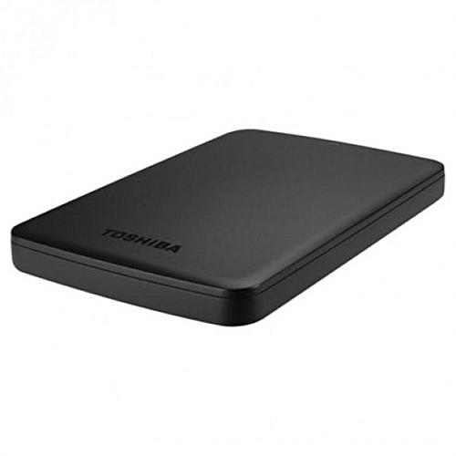1TB Hard Disk Drive - Black