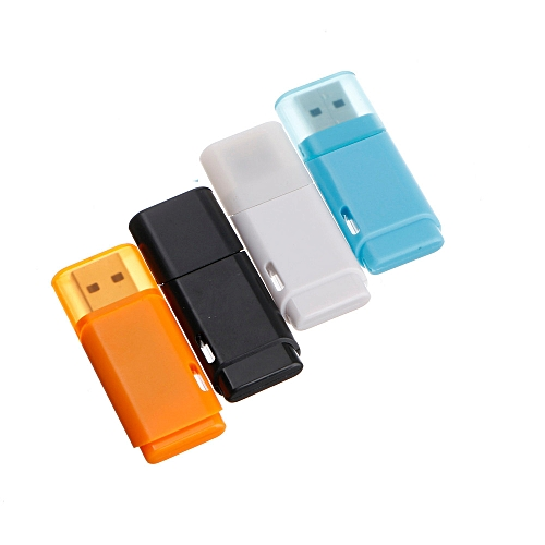 USB2.0 32GB U Disk Translucent Cover