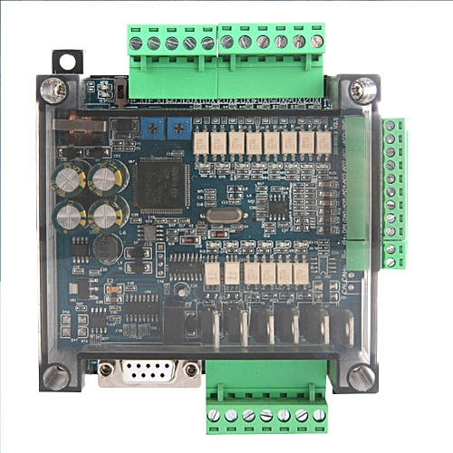 Industrial Control Board FX3U-14MT Analog 6AD+2DA 24V 1A