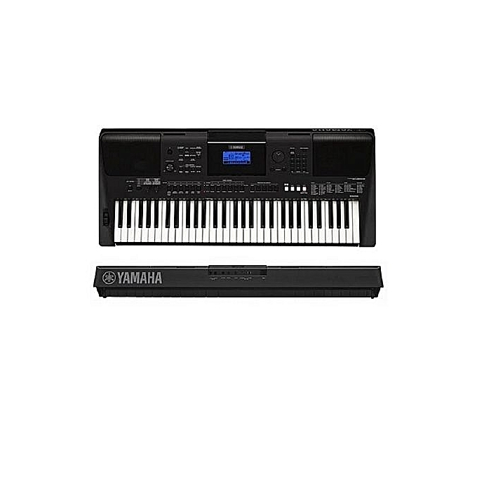 yamaha psr e463 yamaha keyboard with yamaha adapter. Black Bedroom Furniture Sets. Home Design Ideas