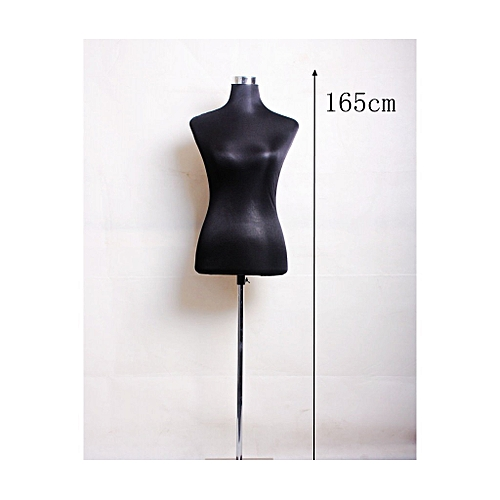 Half Body Plastic Female Mannequin