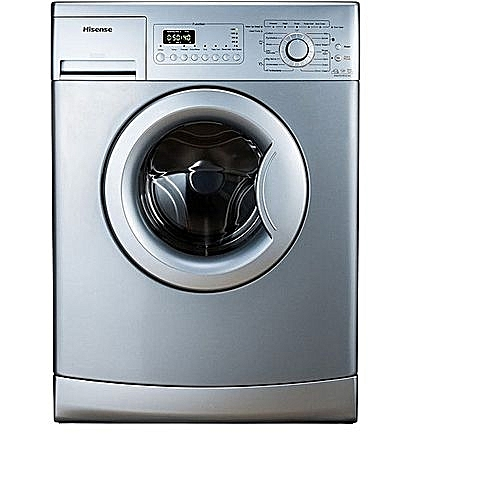 Hisense WASHING MACHINE WM WFDJ6010S FRONT LOADER(6KG)