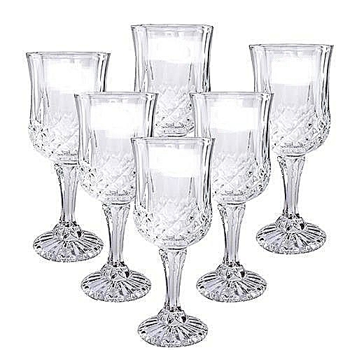 Dining 6 Pcs Wine Glass Cup