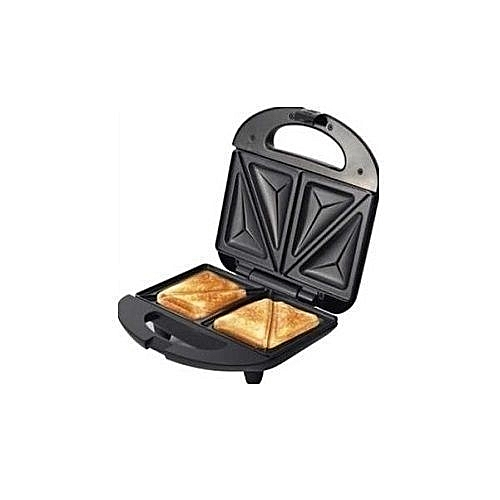 2slice Toast /sandwich Machine - (Colour And Brand May Vary)