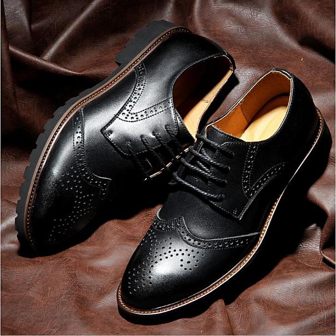 Chengfa Fashion Wedding Shoes Men Pointed Toe Oxfords Man