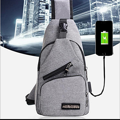 Mini Laptop Power Bank Backpack, With USB Charging Port