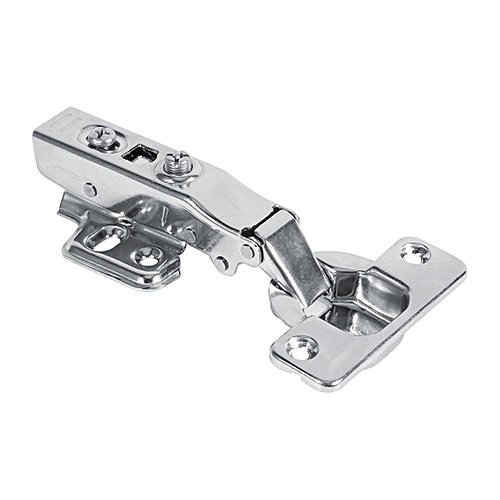Stainless Steel Hydraulic Hinges For Cabinet Cupboard Closet Wardrobe Door (Full Overlay)