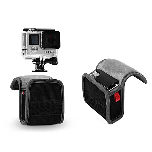 For GoPro Hero 3 And 4 And 5 Scratch Proof Protection Neoprene Case Bag For GoPro