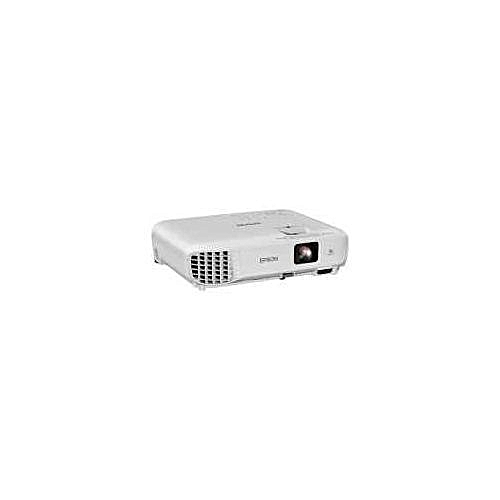 EB-S05 3200 Lumens Projector- HDMI, Optional Wireless, Wide Display Up To 350 Inches