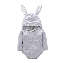 5e275e6c0 Infant Newborn Baby Boy Girl Cotton Bodysuit Romper Jumpsuit Clothes Outfits