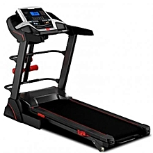 Bodyfit  3HP Treadmill With Incline, Mp3 Player,twister,dumbells & Massager for sale  Nigeria