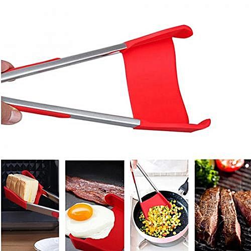 Kitchen Non Stick Heat Resistance Food Folder - Green