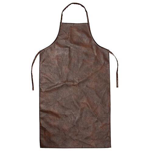 Apron Leather Equipment Apron Waterproof Washable Heat Insulation Kitchen