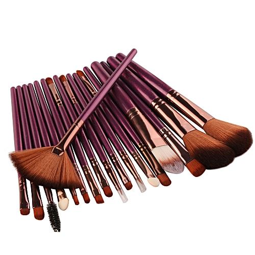 Beauty & Health Eye Shadow Applicator Cheap Sale Hot New Professional 24 Pcs Makeup Brush Set Tools Make-up Toiletry Kit Wool Brand Make Up Brush Set Case Cosmetic Brush