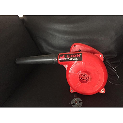 Electric Air Blower And Vacuum Cleaner