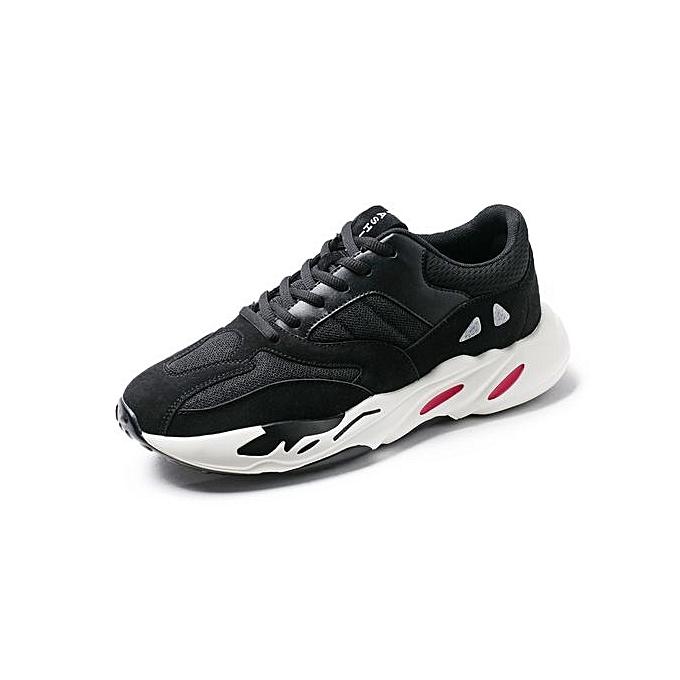 Fashion Air Mesh Sneakers Men Breathable Anti Odor Sport Running