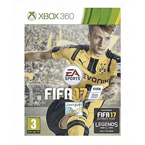 FIFA 17 - Xbox 360 Pal