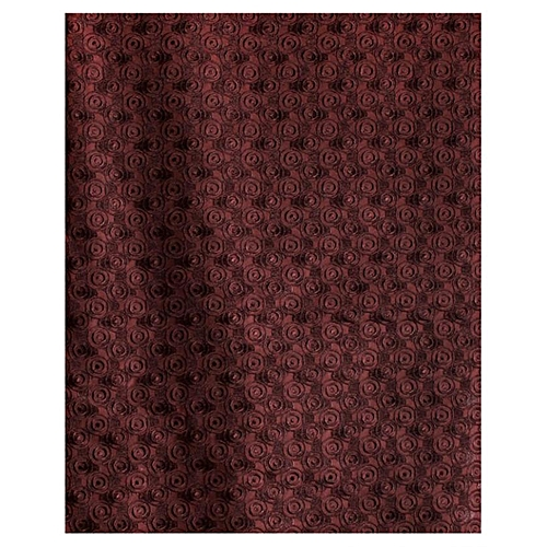 Cotton Lace - Brown