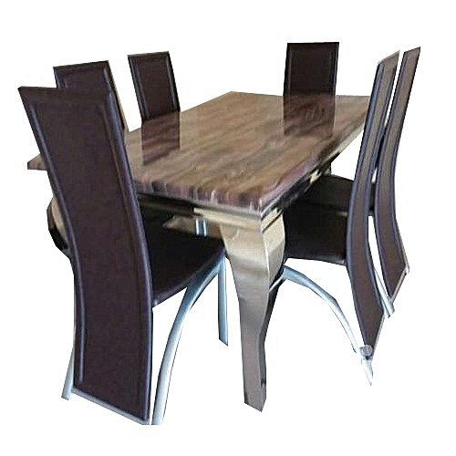 Exclusive Dinning With 6Chairs