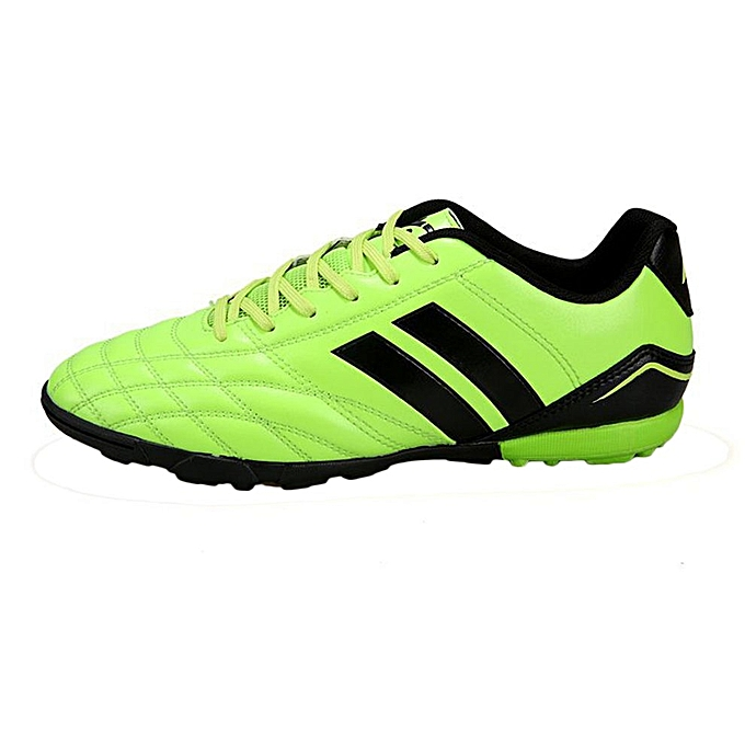 2f2fbce4e ... Nail Training Football Shoes For Young Men Children Antiskid Sports  Shoes ...