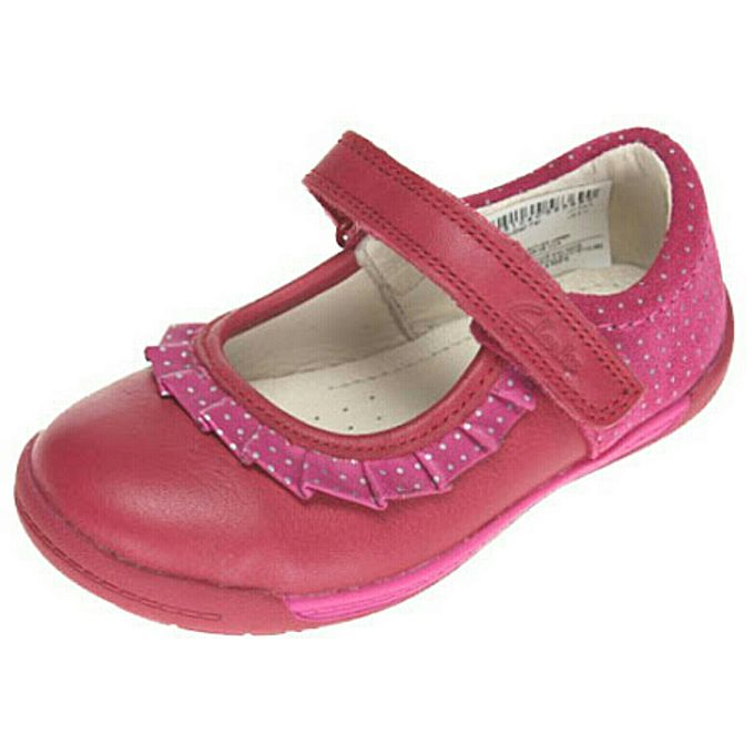 Clarks Outlet Baby Girls Shoes