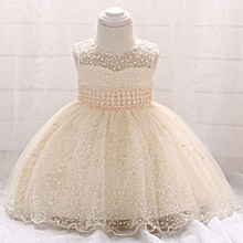8df1c4c8b5a7d Newborn Baby Lace Tutu Dress Toddler Girls Princess A-line Dresses Prom  Pageant Wedding Party