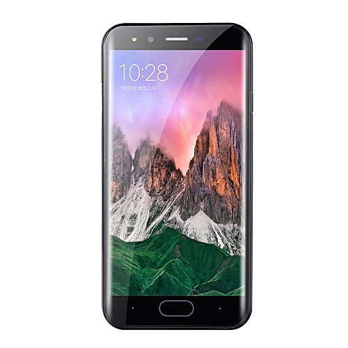 Generic gb 5inch Smart Mobile Phone 512mb ram 4gb rom Capacitive Touch Screen Dual Camera-Black
