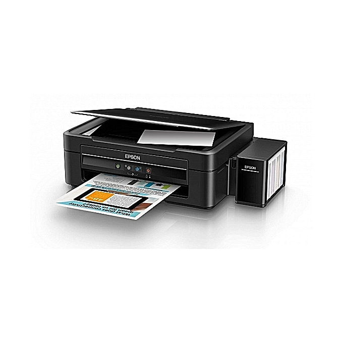 Epson L382 Color Ink Tank System 3 In 1 Photo Document